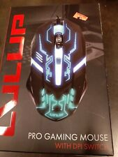 LVLUP Pro Gaming Mouse with DPI Switch - BRAND NEw