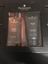 Pecksniff's England Men Professional Gift Set Bath &Shower Gel After Shave Balm