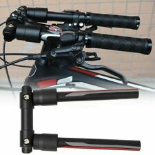 Folding Bicycle Quick Release Handlebars Handle Fat Bars Tube For MTB Bike GG