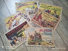"""Collection""""A la française""""Lot de 6 albums-De Roincé-Castel...Jeunesse."""