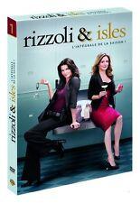 "DVD ""Rizzoli et Isles Saison 1""   NEUF SOUS BLISTER"