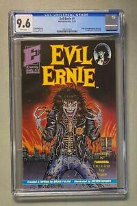 EVIL ERNIE #1 Malibu Eternity 1991 CGC 9.6 Origin & 1st Appearance of Evil Ernie