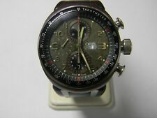 Oris Chronograph Titanium Watch 7587