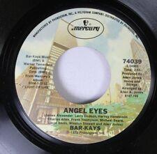 Soul Unplayed 45 Bar-Kays - Angel Eyes / I'Ll Dance On Mercury