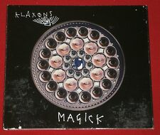 KLAXONS - MAGICK / HALL OF RECORDS CD SINGLE 2006 RINSE / POLYDOR RECORDS