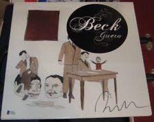 BECK HANSEN Grammy Award Music SIGNED Guero VINYL ALBUM BAS Autographed #C98635