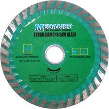"230MM 9"" Turbo Wave DIAMOND SAW CUTTING WHEEL BLADE Disk, Angle Grinder"