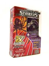 Mega Bloks 29757 Black Widow FX - Battle Strikers Kreisel | Mecha FX Upper Cut