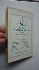 JACQUETTE LES ALBUMS DE TINTIN / / LA COMTESSE DE SEGUR / LE MAUVAIS GENIE