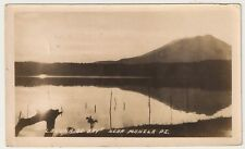 Laguna de Bay Near Manila PI The Largest Lake in the Philippines Vintage Photo