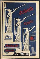 Asbach Uralt,Pralinen,Weinbrennereien,Rüdesheim am Rhein,orig.Anzeige 1928