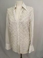 Sublime chemise 86 % soie ARMANI Collezioni taille 42 plutôt 38/40 comme neuve.