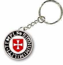 Porte clés clefs keychain voiture moto drapeau templier knights templar sceau r4