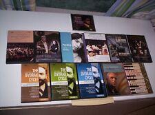DVD,OPERA,CLASSICAL,ANTONIN DVORAK,LISITSA,DECCA,ROSSINI,OPUS,A LIFE FOR BALLET.