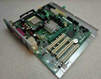 Genuine Dell 0J0592 J0592 Dimension 4550 Socket LGA 478 Motherboard with Tray