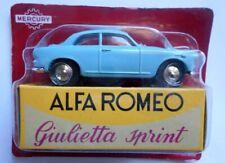 MERCURY - Alfa Romeo Giulietta Sprint Art.3  - SCALA 1/48  HACHETTE