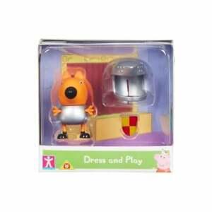 Peppa Pig Dress & Play Freddie Fox Figure Pack