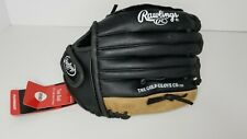 "Rawlings NWT Playmakers Series 10.5"" Baseball T-ball Glove LHT Ages 7-9"
