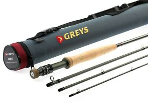 NEW** Greys GR80 Streamflex Plus Fly Rod