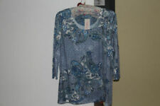 Millers Paisley 3/4 Sleeve Regular Tops & Blouses for Women