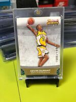 Kevin Durant Topps Trademark Moves Rookie Card