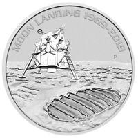 1 oz Silber - 50 Jahrestag der Mondlandung - Australien 2019 Stempelglanz