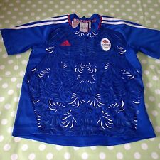 Children's Adidas Official Team GB Olympic Top Sports T Shirt - Age 9 10 Years