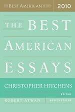 The Best American Essays by Hitchens, Christopher Book The Cheap Fast Free Post