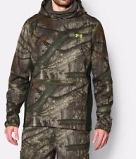 UA Mossy Oak Treestand ColdGear Infrared Ninja Hoodie - Medium