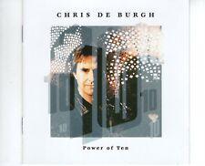 CD CHRIS DE BURGHpower of tenEX- ( A2601)
