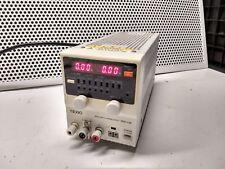 Texio PA18-1.2B Regulated DC Power Supply