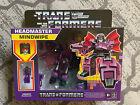 NEW Transformers Mindwipe Headmaster Titans Return Walmart Reissue.