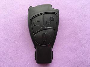 Mercedes Benz 3 button Remote key case Fob SPRINTER C S E Class CLS CLK ML SLK