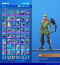 ⚡ RAFLE ⚡ 114 Skins⚡ 97 Backs ⚡ 65 PICKAXE ⚡ 61 GLIDERS ⚡FULL ACCESS⚡