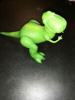 Disney Pixar Toy Story Movie Rex Dinosaur Jointed Toy Action Figure