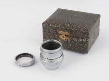 EX++ in box Zunow-ELMO opt 13mm f/1.1 8MM cine lens