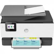 HP Officejet Pro 9012 Inkjet MFP All-in-One Printer, Print/Copy/Scan/Fax (Light