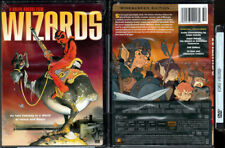 DVD Ralph Bakshi WIZARDS (1977) Animation Fantasy SE + commentary R1 OOP NEW