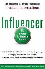 Influencer : The Power to Change Anything by Joseph Grenny, David Maxfield,...