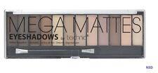 Technic Eyeshadow Mega Mattes Palette Eye Shadow12 Shades