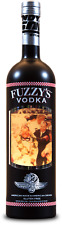 1964 Indianapolis 500 Winner AJ Foyt Commemorative Fuzzy's Vodka Empty Bottle