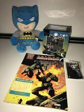 DC COMICS BATMAN-Fusion Cassa Box Bundle Inc Figura, peluche e altro.