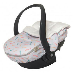 Top Quality - Universal Car Seat Footmuff / Cosy Toes Baby Newborn From Birth