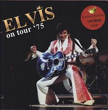 Elvis Presley - On Tour '75 ,  13-CD Box Set