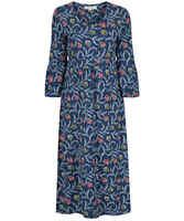 Seasalt Delen Dress - Garden Tulip Squall - Size 8 - 12