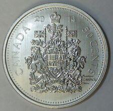 2014 Canada Specimen 50 Cents