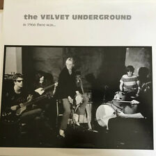 The Velvet Underground In 1966 There Was..... Rare Unofficial Dbl Red Vinyl Lp
