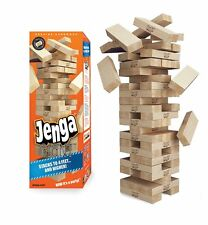 NEW Jenga High Quality Giant Family Edition - Authentic hardwood Game 4FT