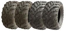 Juego de 4 Neumáticos Quad 25X10-12 & 25X11-12 6ply Marca E legal carretera ATV