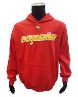 Majestic Men's Spain Espana World Baseball Classic Pullover Hoodie, Red